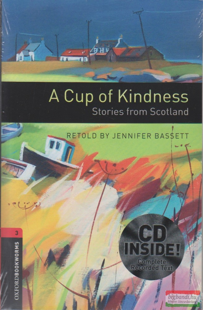 A Cup of Kindness - Stories from Scotland CD melléklettel