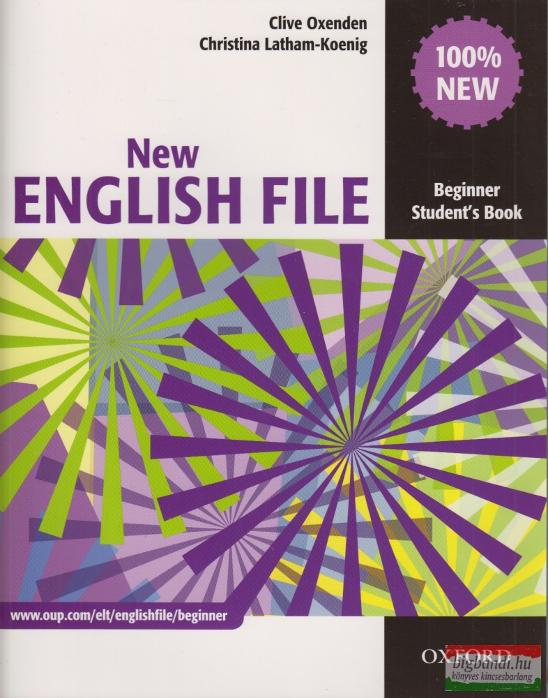 New English File Beginner Student's Book (A1)