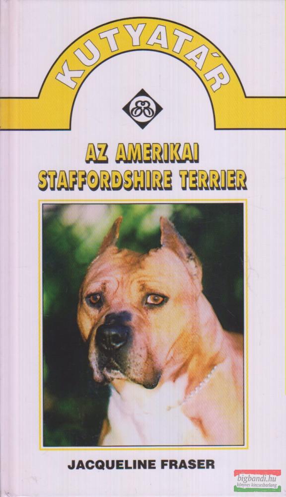 Az amerikai staffordshire terrier