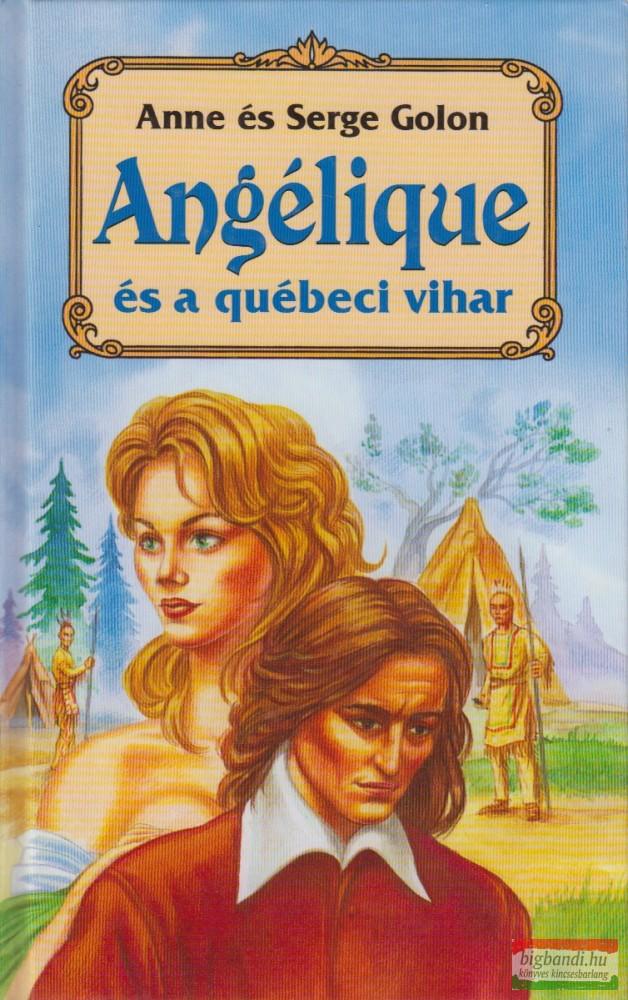Angélique és a québeci vihar
