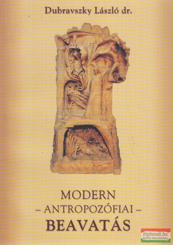 Modern - antropozófiai - beavatás