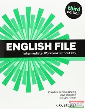 English File 3E Intermediate Workbook Without Key