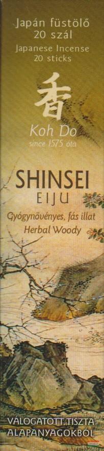 Koh Do japán füstölő - Shinsei Eiju