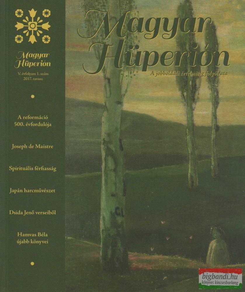 Magyar Hüperion V. évf. 1. szám 2017. tavasz