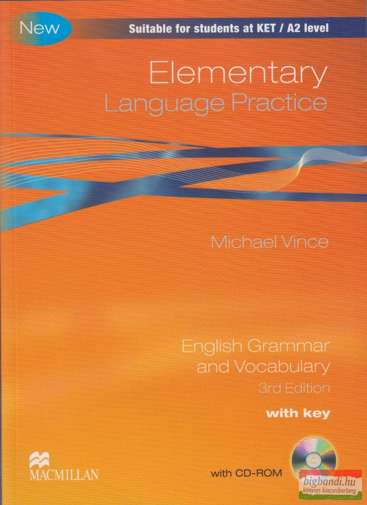 Elementary Language Practice with key + CD-ROM