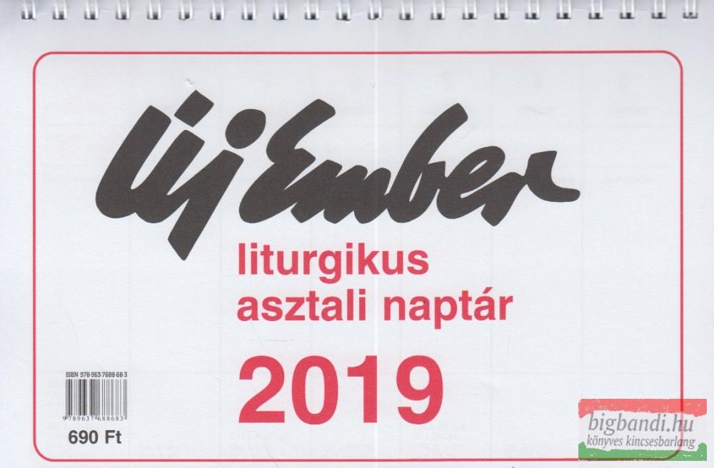 Új Ember asztali naptár 2019