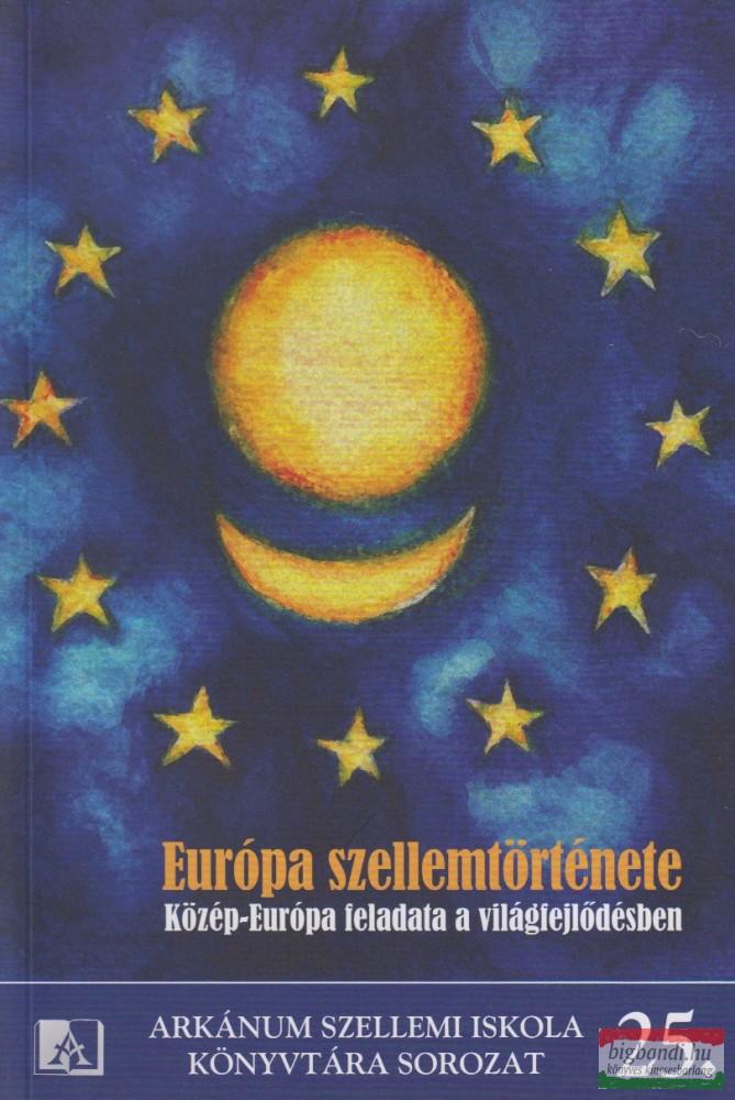 Európa szellemtörténete