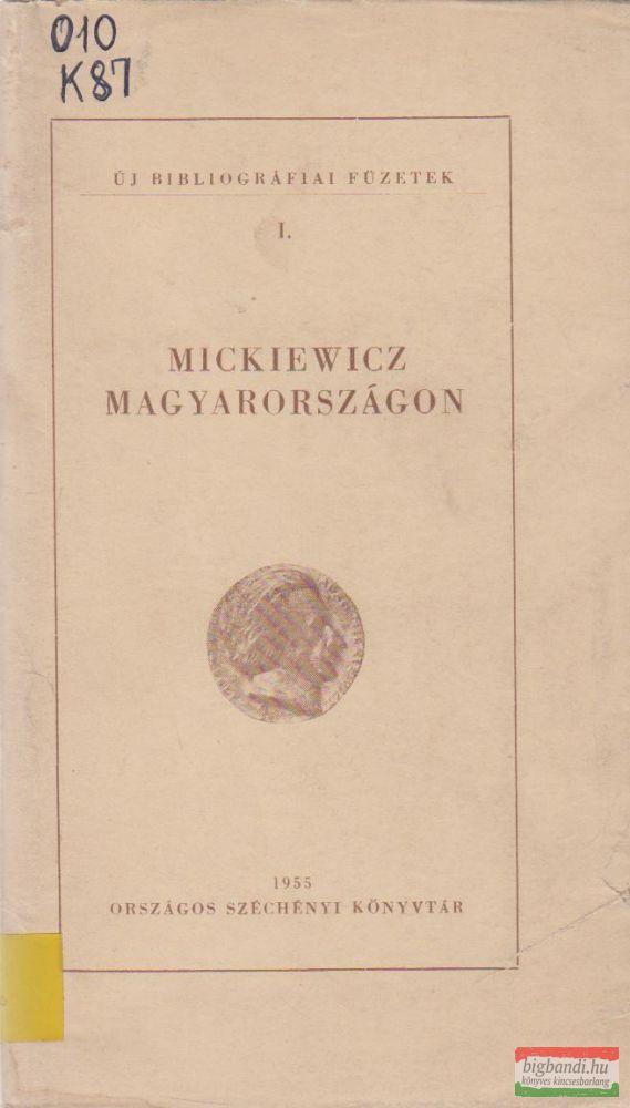 Mickiewicz Magyarországon