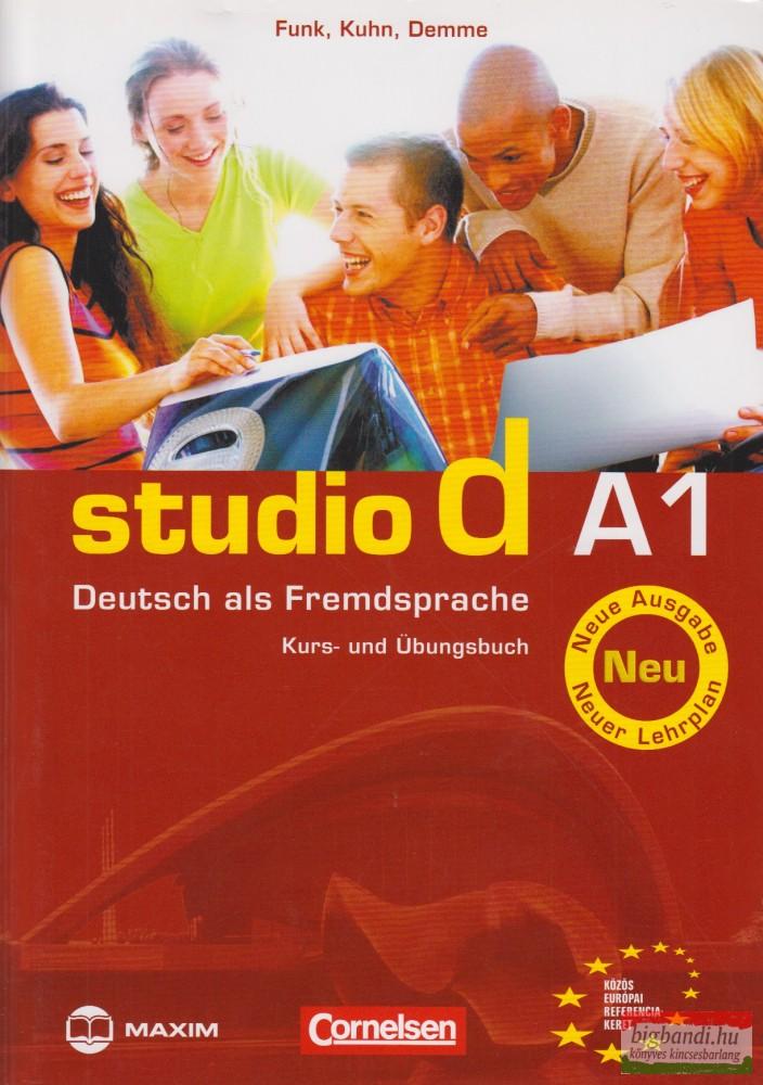 Studio D A1 Kurs-Und Übungsbuch *Neu